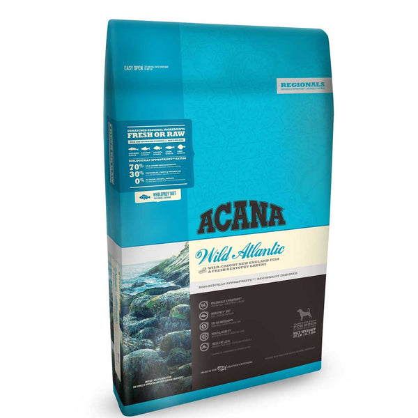 Acana Regionals Wild Atlantic Dry Dog Food, 4.5 Pound Bag at NJPetSupply.com