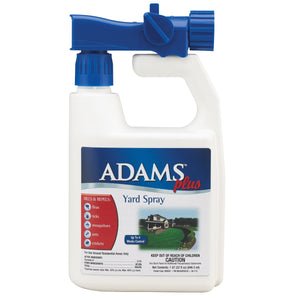 Adams Flea and Tick PLUS Yard Spray at NJPetSupply.com
