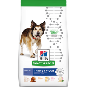 Science Diet Bioactive Thrive + Vigor Adult 7+ Dry Dog Food at NJPetSupply.com