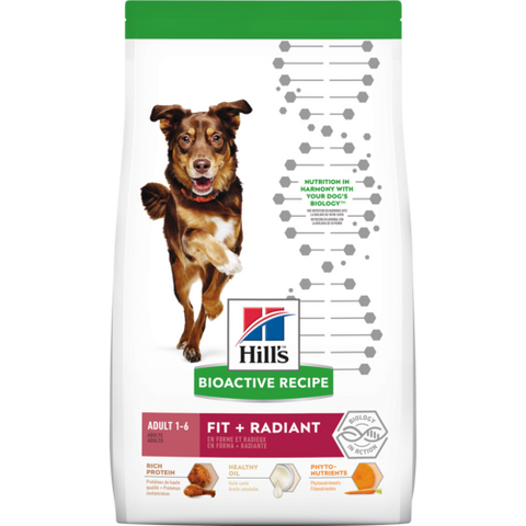 Science Diet Bioactive Fit + Radiant Adult Dry Dog Food at NJPetSupply.com