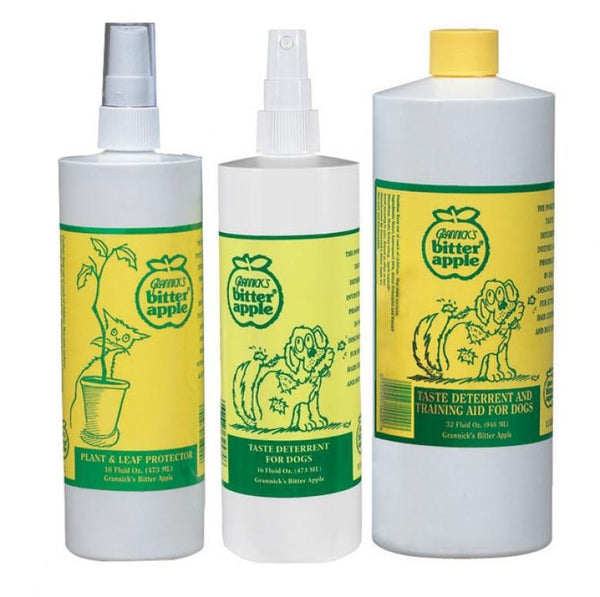 Bitter Apple Spray - NJ Pet Supply