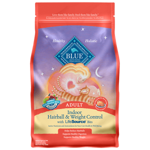 Blue Buffalo Indoor Hairball and Weight Control Dry Cat Food - NJ Pet Supply