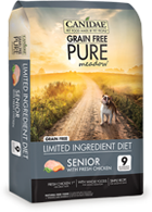 Canidae Grain Free PURE Meadow for Senior Dogs w/Fresh Chicken Dry Dog Food - NJ Pet Supply