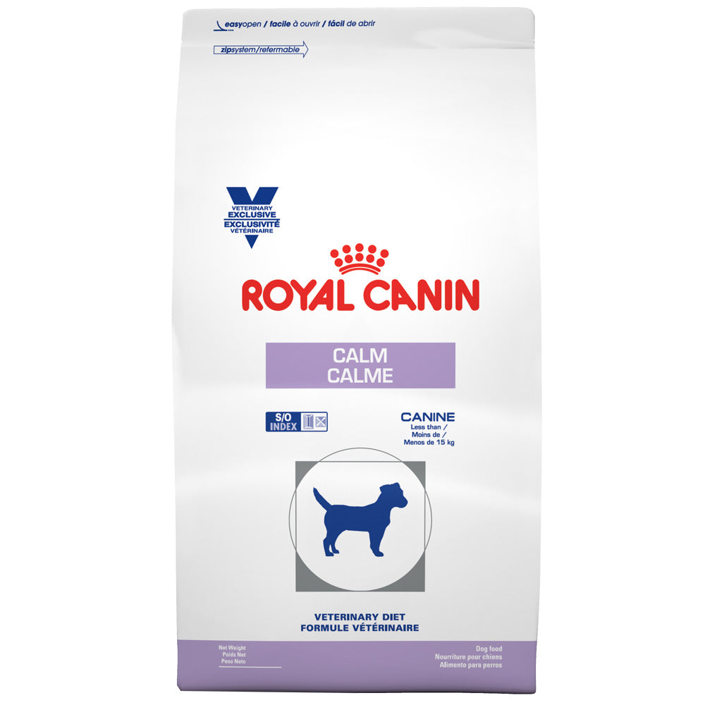 Royal Canin Veterinary Diet Canine Calm Dry Dog Food at NJPetSupply.com