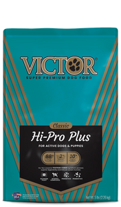 Victor Classic Hi Pro Plus Dog & Puppy Dry Food at NJPetSupply.com