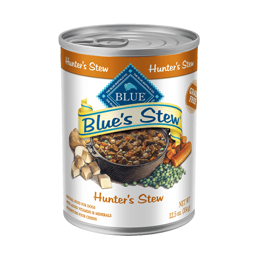 Blue Buffalo - Blue's Stew - Hunter Stew Canned Wet Dog Food at NJPetSupply.com