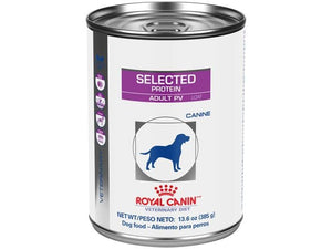 Royal Canin Veterinary Diet Canine Selected Protein Adult PV in Gel Wet Dog Food at NJPetSupply.com