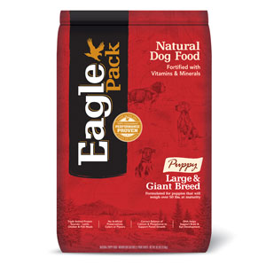 Eagle Pack Puppy Large/Giant Breed Puppy Dry Dog Food - NJ Pet Supply