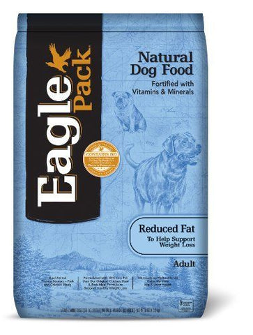 Eagle Pack Reduced Fat Dry Dog Food, 30-lb at NJPetSupply.com