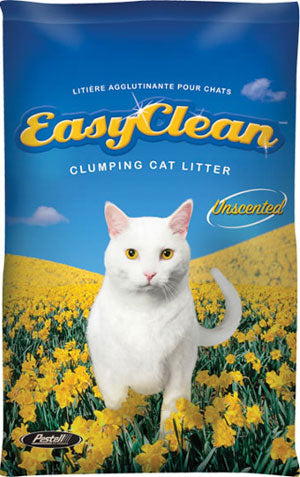 Pestell Easy Clean Scoop Clumping Cat Litter, 40-lb at NJPetSupply.com