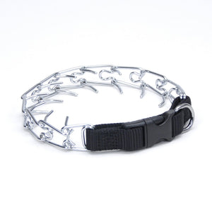 Coastal Easy On Prong Training Collar with Buckle 22""
