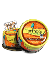 Earthborn Moist Grain Free Holistic Catalina Catch Canned Cat Food - NJ Pet Supply