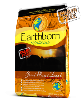 Earthborn Holistic Grain Free Great Plains Feast Dry Dog Food, 5-lb at NJPetSupply.com