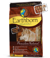 Earthborn Holistic Grain Free Primitive Natural Dry Dog Food - NJ Pet Supply