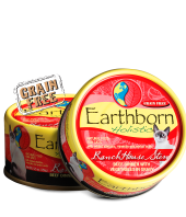 Earthborn Moist Grain Free Holistic RanchHouse Stew Canned Cat Food - NJ Pet Supply