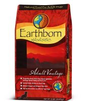 Earthborn Holistic Adult Vantage Dry Dog Food at NJPetSupply.com