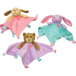 "Ethical Pets Soothers Blanket, Assorted Styles 10"" at NJPetSupply.com"