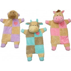 "Ethical Pets Soothers Crinkle Toy, Assorted Styles 13"" at NJPetSupply.com"