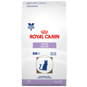 Royal Canin Veterinary Diet Feline Calm Dry Cat Food at NJPetSupply.com