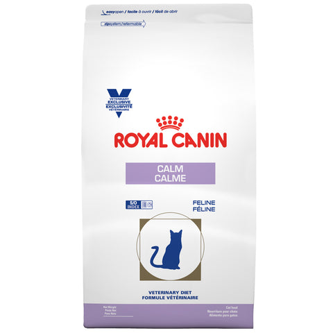 Royal Canin Veterinary Diet Feline Calm Dry Cat Food