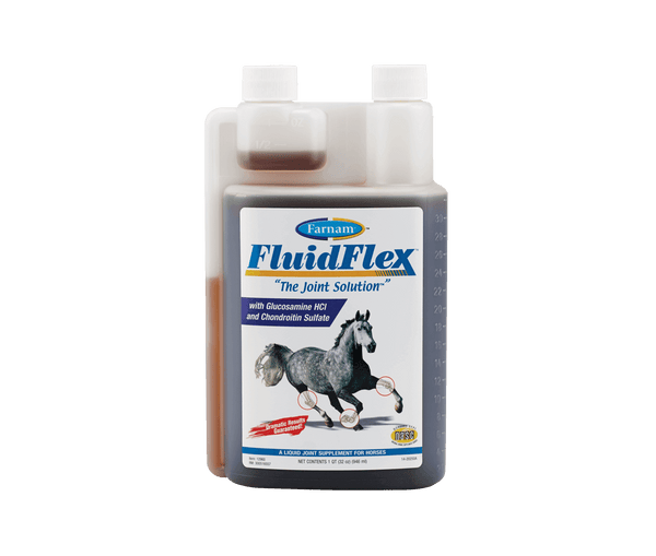 Farnam FluidFlex Liquid Joint Supplement, Quart at NJPetSupply.com