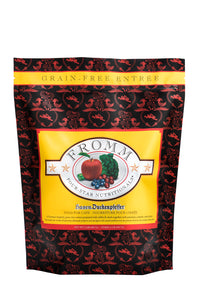 Fromm 4-Star Grain Free Hasen Duckenpfeffer Dry Cat Food 5-lb at NJPetSupply.com