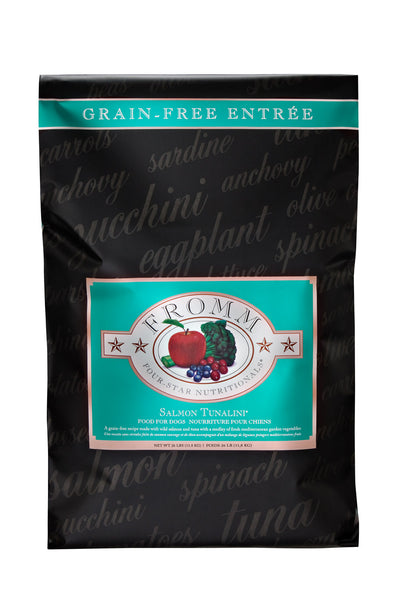 Fromm 4-Star Salmon Tunalini Dry Dog Food 12-lb at NJPetSupply.com