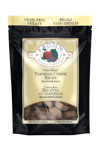 Fromm 4-Star Treats Tasty Dog Biscuits Salmon w/Sweet Potato at NJPetSupply.com