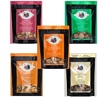 Fromm 4-Star Treats Tasty Dog Biscuits Chicken w/Peas & Carrots at NJPetSupply.com