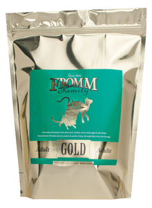 Fromm Gold Adult Dry Cat Food 2-lb at NJPetSupply.com