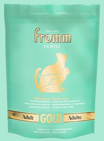 FROMM CAT GOLD ADULT DRY CAT FOOD