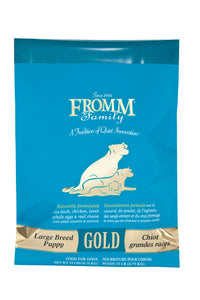 Fromm Gold Large Breed Puppy Dry Dog Food 5-lb at NJPetSupply.com
