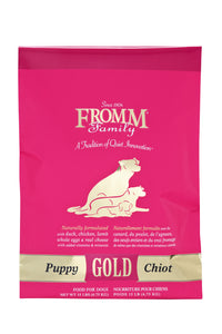 Fromm Gold Puppy Dry Dog Food 5-lb at NJPetSupply.com