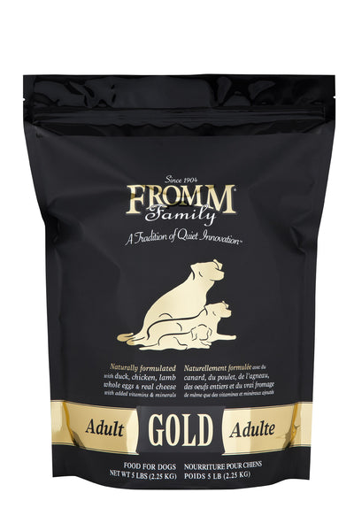 Fromm Gold Adult Dry Dog Food 33-lb at NJPetSupply.com