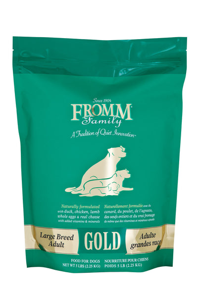 Fromm Gold Large Breed Adult Dry Dog Food - NJ Pet Supply