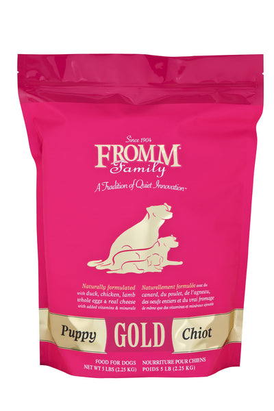 Fromm Gold Puppy Dry Dog Food - NJ Pet Supply