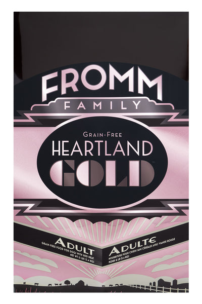 Fromm Heartland Gold Grain-Free Adult Dry Dog Food 4-lb at NJPetSupply.com