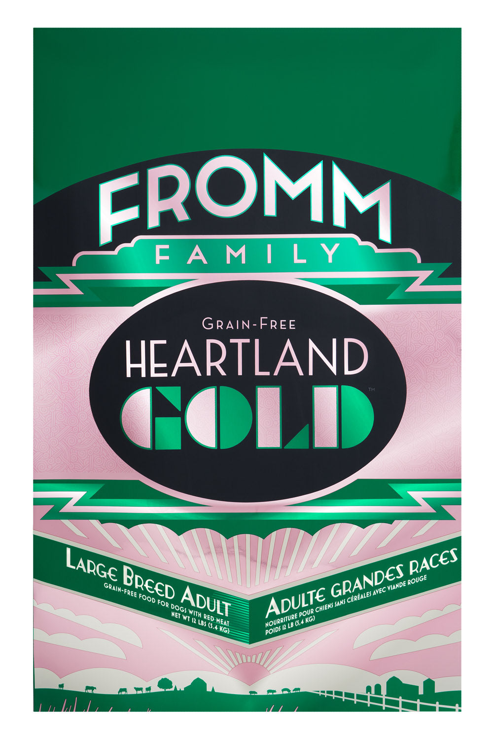 Fromm Heartland Gold Grain-Free Large Breed Adult Dry Dog Food 12-lb at NJPetSupply.com