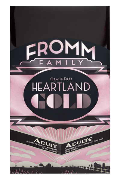 Fromm Heartland Gold Grain-Free Adult Dry Dog Food 12-lb at NJPetSupply.com