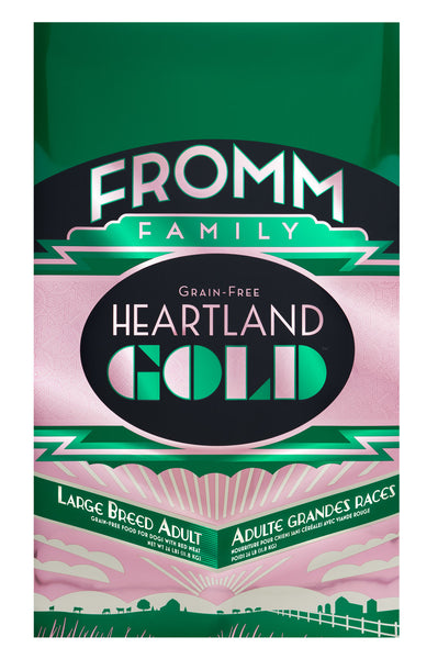 Fromm Heartland Gold Grain-Free Large Breed Adult Dry Dog Food - NJ Pet Supply