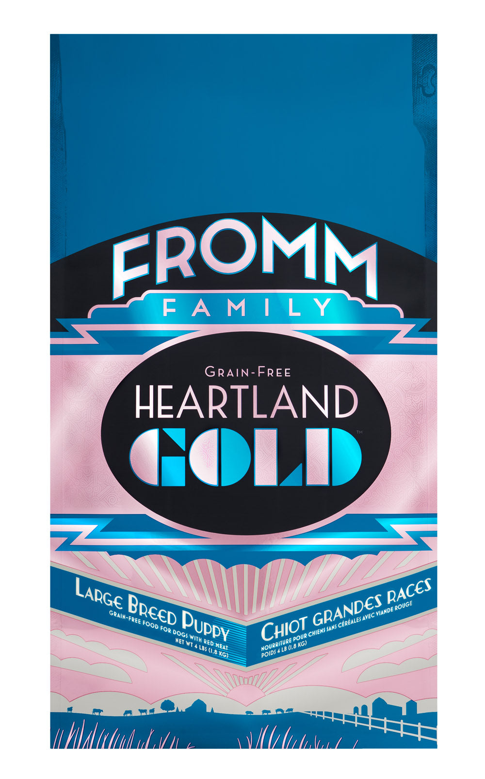 Fromm Heartland Gold Grain-Free Large Breed Puppy Dry Dog Food - NJ Pet Supply
