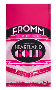 Fromm Heartland Gold Grain-Free Puppy Dry Dog Food 26-lb at NJPetSupply.com