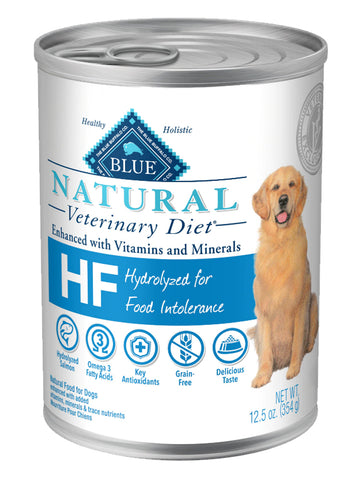 BLUE Natural Veterinary Diet HF Hydrolyzed Wet Dog Food