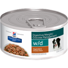 Hill's Prescription Diet Canine W/D 10128 at NJPetSupply.com
