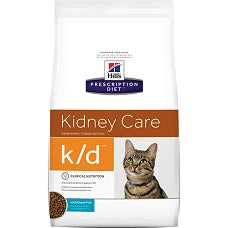 Hill's Prescription Diet k/d Feline with Ocean Fish 10375 at NJPetSupply.com