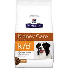 Hill's Prescription Diet k/d Canine with Lamb 10378 at NJPetSupply.com