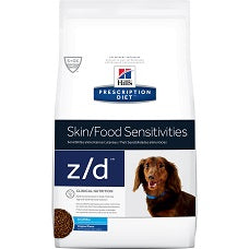 Hill's Prescription Diet z/d Canine Small Bites 10559 at NJPetSupply.com