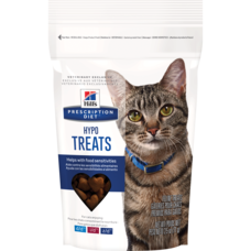Hill's Prescription Diet Hypo-Treats Cat Treats 10628 at NJPetSupply.com