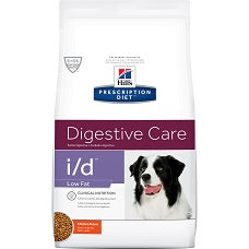Hill's Prescription Diet i/d Low Fat Canine Chicken 1861 at NJPetSupply.com