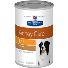 Hill's Prescription Diet k/d Canine with Lamb 2697 at NJPetSupply.com